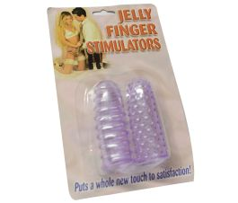 Masturbador JELLY FINGER